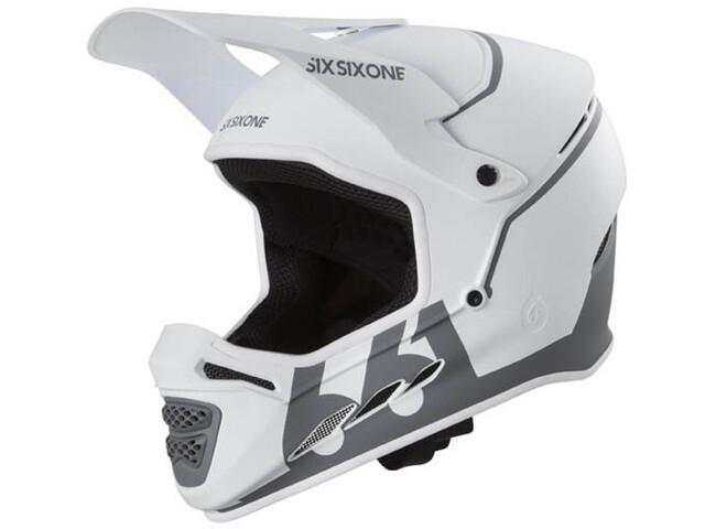 SixSixOne Reset Cykelhjelm hvid (2019) | Helmets